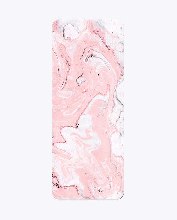 pink-and-white-yoga-mat-made-with-marbled-paper