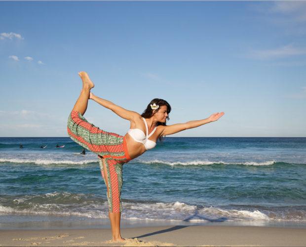 patty-kikos-yoga-on-beach-bikini